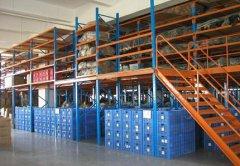 仓库阁楼式货架设计基本要求与使用介绍